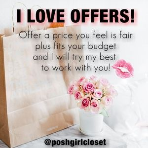 Tops - MAKE ME an OFFER to Fit Your Budget!